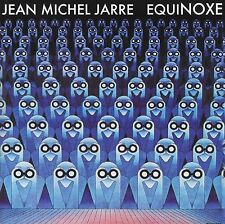 JEAN MICHEL JARRE - EQUINOXE D/Remaster CD ~ 70's ELECTRONICA INSTRUMENTAL *NEW*