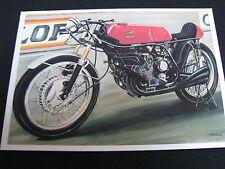 Card Honda 250 / 6 (6 cilinder) 1967 door Tjassens