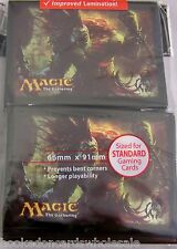 Dragons Maze MTG Magic the Gathering Deck Protector Ultra Pro Sleeves Golgari v4