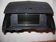 MERCEDES w204 Classe C radio visualizzazione display monitor a204 680 12 31 a2046801231