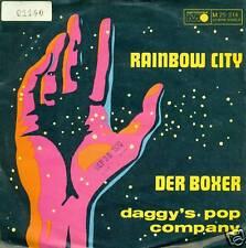 """DI DAGGY POP COMPANY RAINBOW CITTÀ BOXER SINGLE 7"""" S2211"""