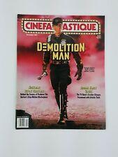 Cinefantastique Magazine Vol 24 No 5 December 1993 Demolition Man