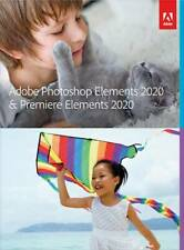 Adobe - Photoshop Elements 2020 & Premiere Elements 2020 - Mac, Windows