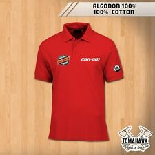 POLO CAN AM BRP TEAM SPYDER POLO SHIRT POLAIRE