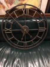 Howard Miller 625299 York Station Wall Clock *Needs Repair*