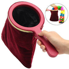 Change Bag Magic Trick Magic Prop Magicians Stage With Handle Appear Disappear