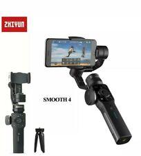 Zhiyun Smooth 4 3-Achsen Handheld Gimbal Stabilisator Handy Smartphones Schwarz