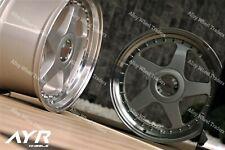 "18"" Silver Ayr 04 Alloy Wheels Fits Jaguar XJ XJ40 X300 X308 XK8 XJ SC 5X120.65"