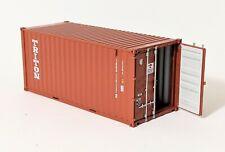 PT Trains 820019.1 Spur H0 Container 20' DV TRITON  - Türen zum öffnen