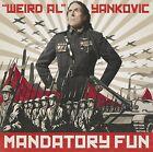 Weird Al Yankovic Mandatory Fun CD NEW SEALED 2014