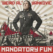 Weird Al Yankovic Mandatory Fun CD NEW 2014