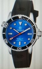 BRAND NEW DEEP BLUE MASTER 1000/300FT AUTOMATIC BLACK BEZEL BLUE DIAL .