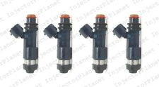 Set of 4 DENSO 0281 fuel Injector 2006-12 Mitsubishi Eclipse 2.4L 4G69 1465A051