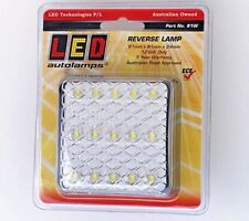 1 x LED Autolamps 81 W Lámpara Luz Reversa Compacto Slimline 12 V Camión Remolque