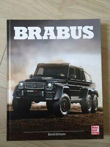 """Jubiläumsband """" Brabus """" v. Bernd Ostmann aus dem Motorbuch Verlag neuwertig"""