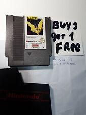 Elite NES Original Nintendo. With sleeve