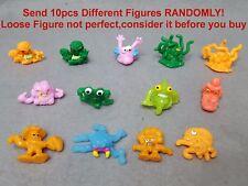 *SEND RANDAM* LOT! 10pcs/set Fungus Amungus Funguy Mini Soft Figures Kids Toys