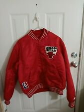 Vintage Chicago Bulls NBA  Men's Starter Jacket XL  MADE IN USA!! Official NBA