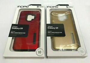 Incipio DualPro Case for Samsung Galaxy S9