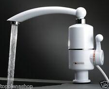 Grifo Eléctrico Caldera para Agua Cálida Instantánea Casa Cocina Baño