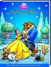 Original Disney Filmcomics: Die Schöne und das Biest (Comic von BamS-Edition)