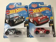 Hotwheels Morris Mini (Lot of 2)