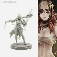 Lantern Guard Model for Kingdom Death Game Resin Figure Recast 30 mm
