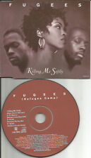 LAURYN HILL FUGEES Killing me softly 4TRX REMIXES & ACOUSTIC CD single USA selle