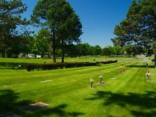 Cemetery Plots, Kalamazoo Michigan  Two adjacet sites MOUNT EVER~REST Cementary
