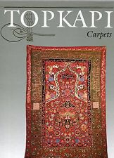 Topkapi Saray Museum - Carpets - by J. M. Rogers (1987, Hardcover)