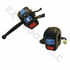 LEFT RIGHT HANDLEBAR SWITCH CONTROL CHINESE SCOOTER GY6 4STROKE TAOTAO PEACE VIP
