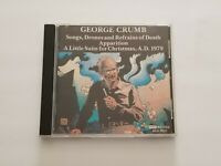 Crumb: Songs, Drones And Refrains Of Death CD, 1991, Bridge BCD 9028