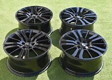 Kit Cerchi Range Rover 20 Sport Vogue Discovery Black TOP Originali Wheel Felgen