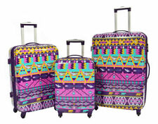 Polycarbonate Spinner (4) Wheels Luggage Sets