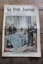 Petit journal dibujada Nº917 1908 - Vaugirard Leydet Hamard Steinheil