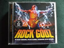 VA - Rock Godz.Double CD.Kiss,Judas Priest,Deep Purple,Dio,Rush,Motorhead,Boston