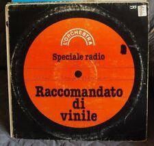 VARIOUS – SPECIALE RADIO - RACCOMANDATO DI VINILELP N. 4667