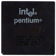 Vintage CPU Intel pentium a80502-100 sx970 [7084]