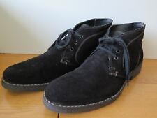 MARC Shock Absorber Herren Desert Boots Stiefel Leder Schuhe Gr. 46 Neuwertig