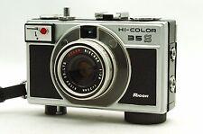 @ Ship in 24 Hours! @ Ricoh Hi-Color 35S 35mm Film Camera Rikenon 35mm f2.8