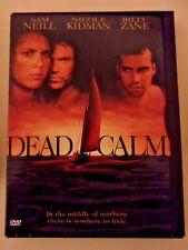 DEAD CALM-SAM NEILL/NICOLE KIDMAN/BILLY ZANE DVD