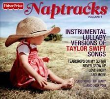 NEW Fisher Price Naptracks Nap Tracks Volume 1 Instrumental Lullaby CD