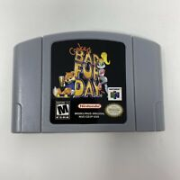 Conker Bad Fur Day Nintendo 64 N64 Reproduction Game Cartridge Tested US Seller