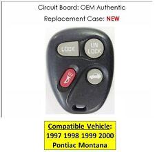 97 98 99 00 Pontiac Montana keyless remote entry control keyfob OEM clicker phob