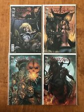GRIMM FAIRY TALES: SLEEPY HOLLOW #1, 2, 3, 4 COMPLETE COVER A SET ZENESCOPE - NM