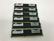 24GB Kit 6x 4GB HP Proliant BL680C DL165 DL360 DL380 DL385 DL580 G7 Memory Ram