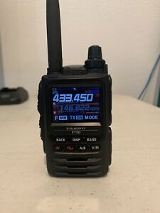Yaesu FT3DR Dual Band 5W Digital Transceiver with Charging Cradle