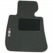 BMW Black Carpet Floor Mats w/Heel Pad 2008-2013 E93 M3 Convertibles 82112293540