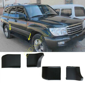 Nerf Bars Running Boards Ends Protection Cap Fit For Land Cruiser LC80 1991-1997