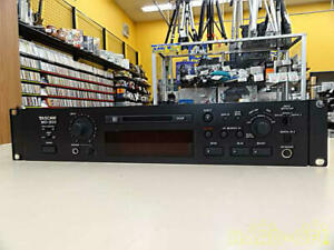 TASCAM MD Deck Commercial MD Deck  From Japan